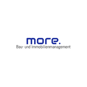 firmenlogo more bau- und immobilienmanagement